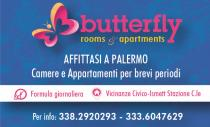 BUTTERFLY Rooms & Apartments